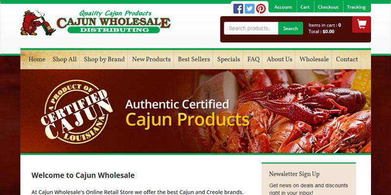www.cajunwholesale.com